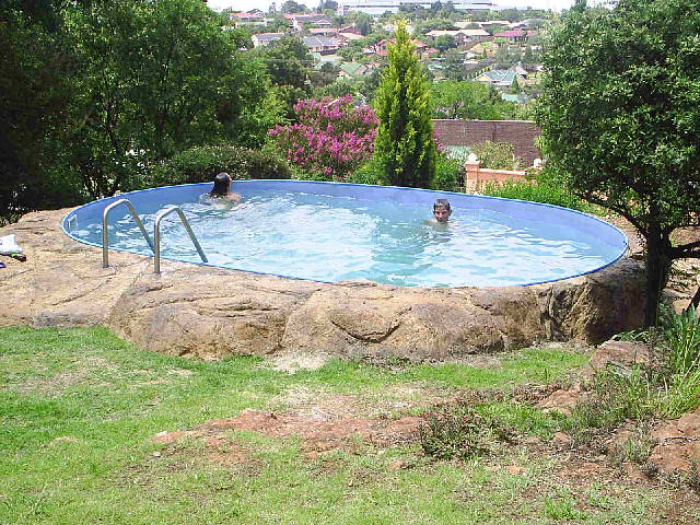 Inground Swimming Pools Images Swimming Pools Photos