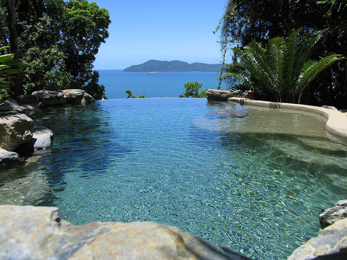 Concrete Swimming Pools Photos  Concrete Pool Designs