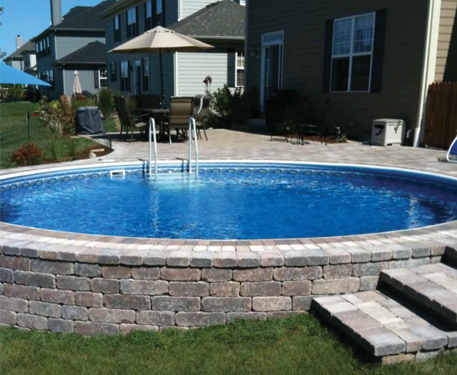 cost of inground pool