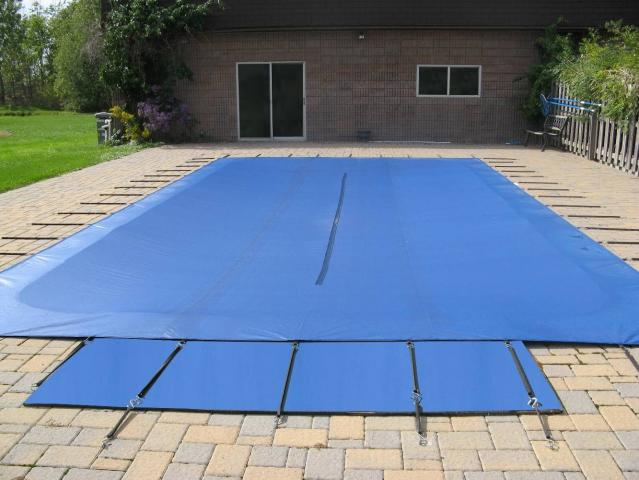 Custom Inground Pool Covers Swimming Pools Photos