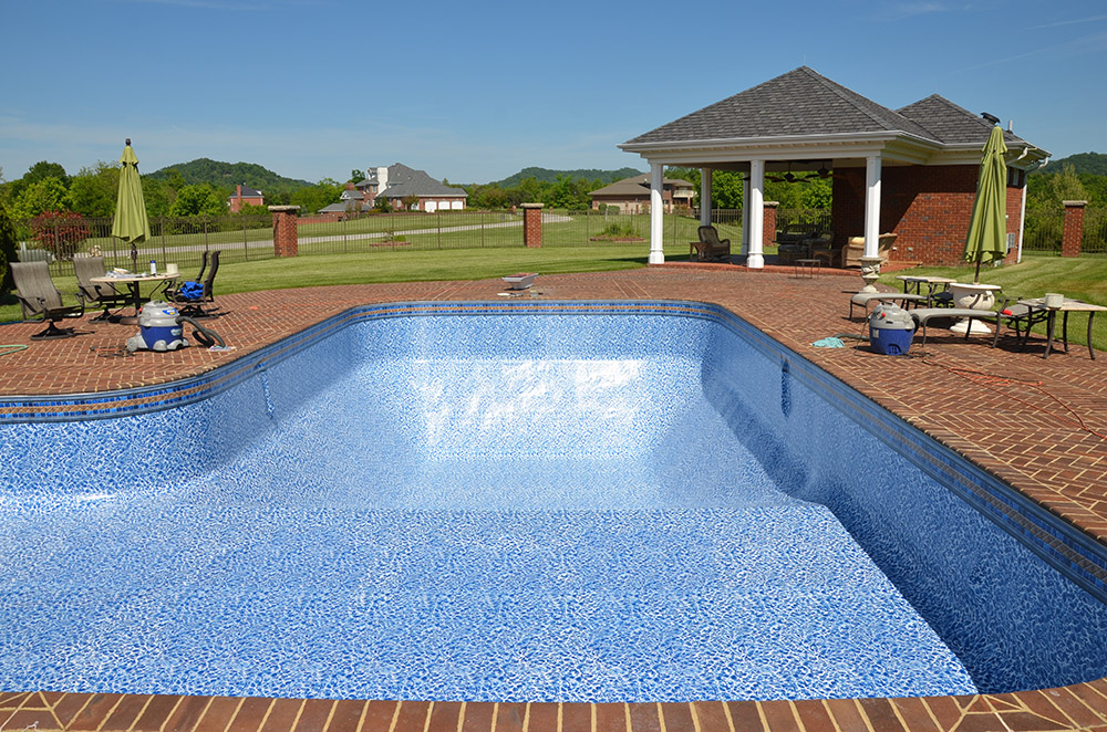 Discount Inground Pool Liners Swimming Pools Photos