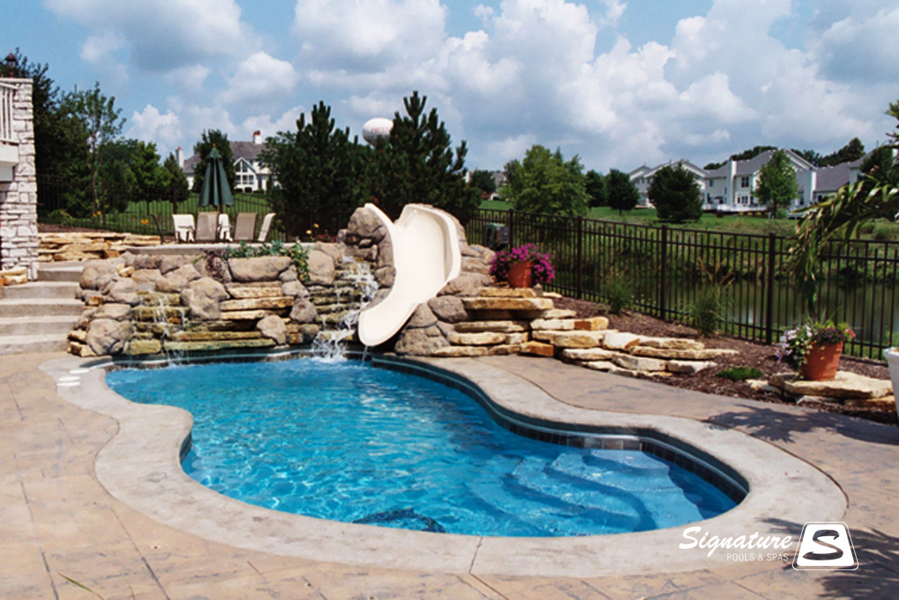 Fiberglass Swimming Pools Photos