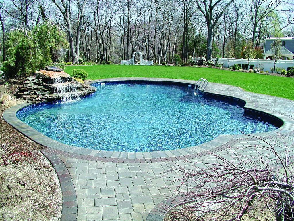 foto inground pools
