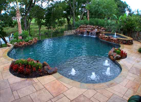 in ground pools cost