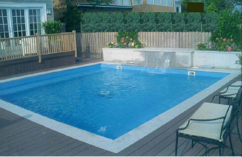 inground pool cover mesh or vinyl