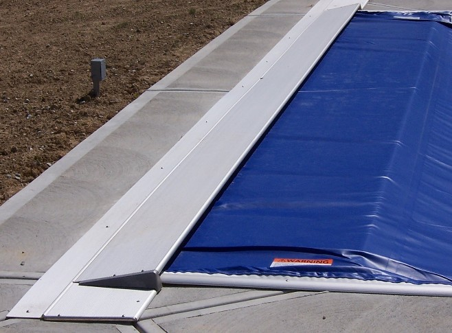 Inground Pool Cover Types Swimming Pools Photos
