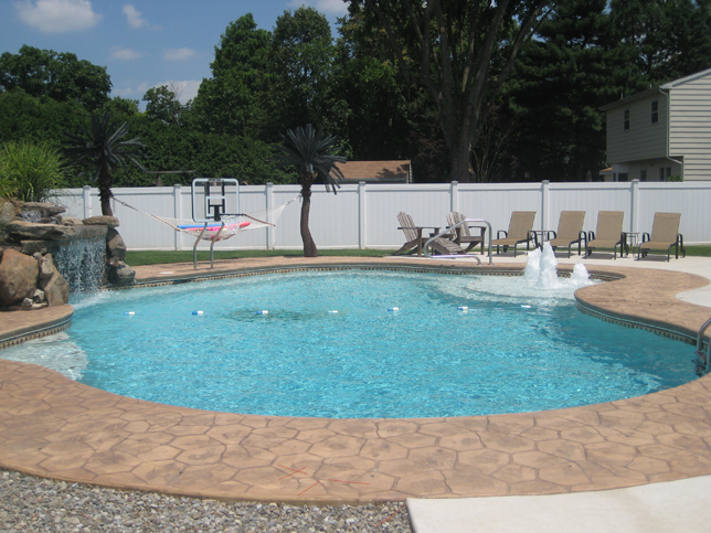 inground pool covers nj