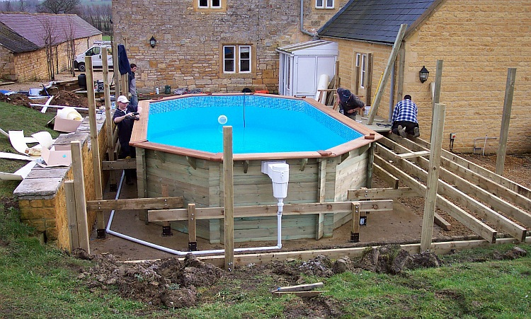 inground pool installation cost