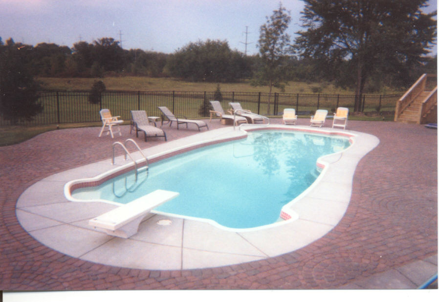 Inground Pool Kits Do It Yourself Swimming Pools Photos