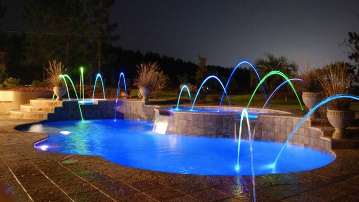 Inground Pool Lights Replacement Lens Swimming Pools Photos
