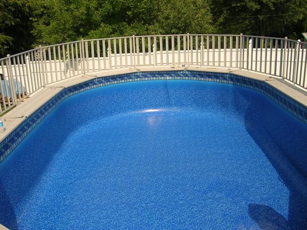 inground pool liners big