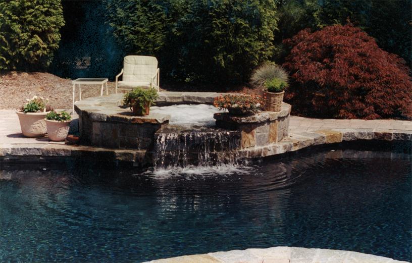 inground pools photos ct