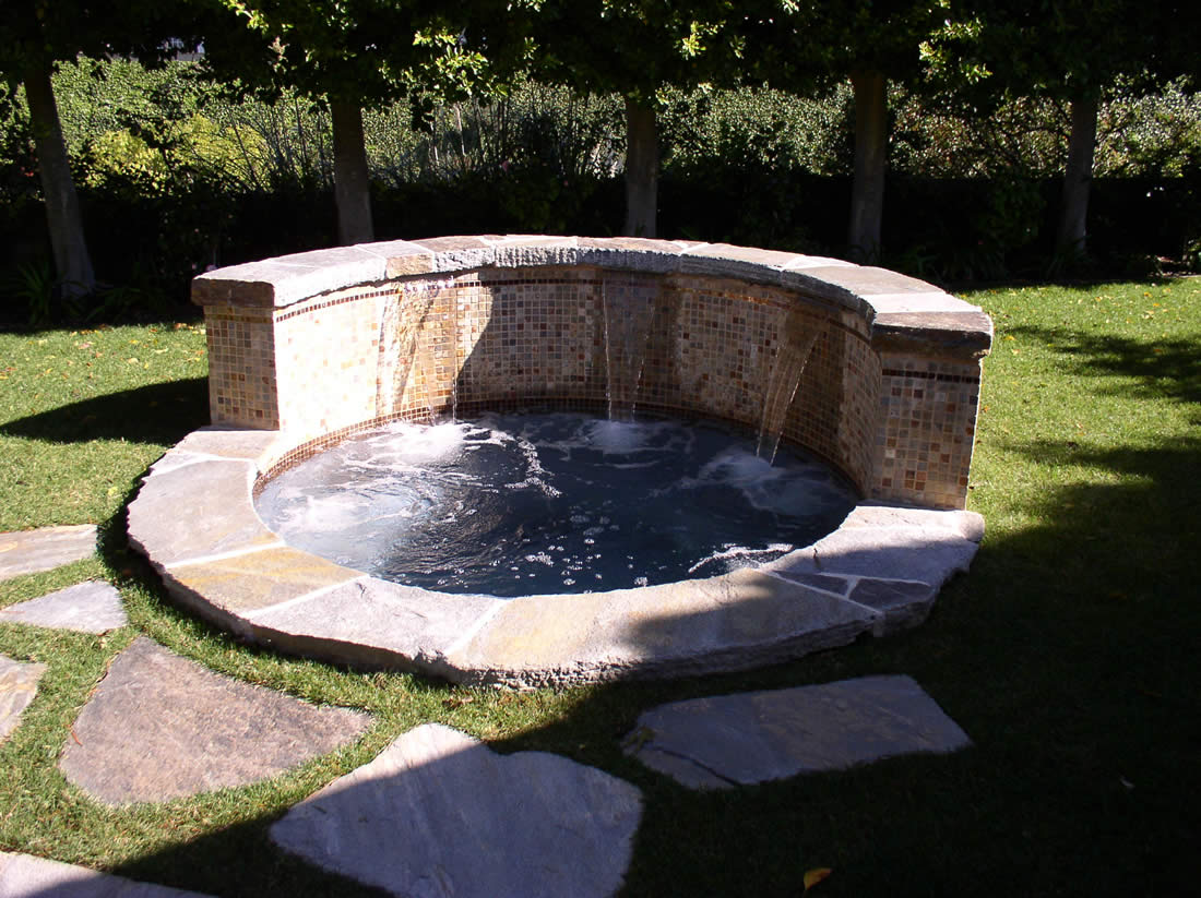 inground pools photos in los angeles