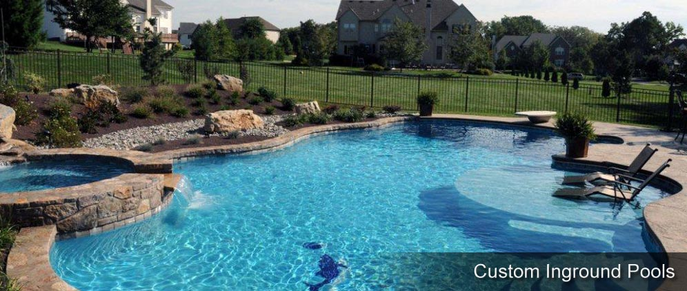 Inground Pools Photos Nj Swimming Pools Photos