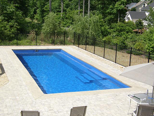 inground pools photos