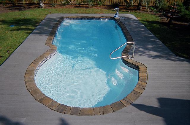 inground swimming pool finance