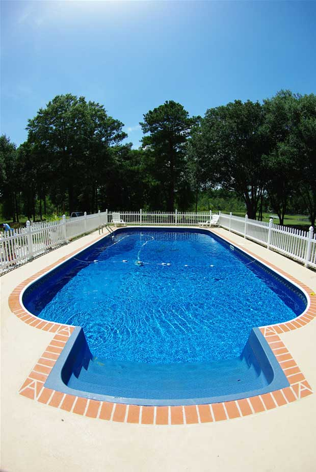 Inground Swimming Pool Pictures Swimming Pools Photos