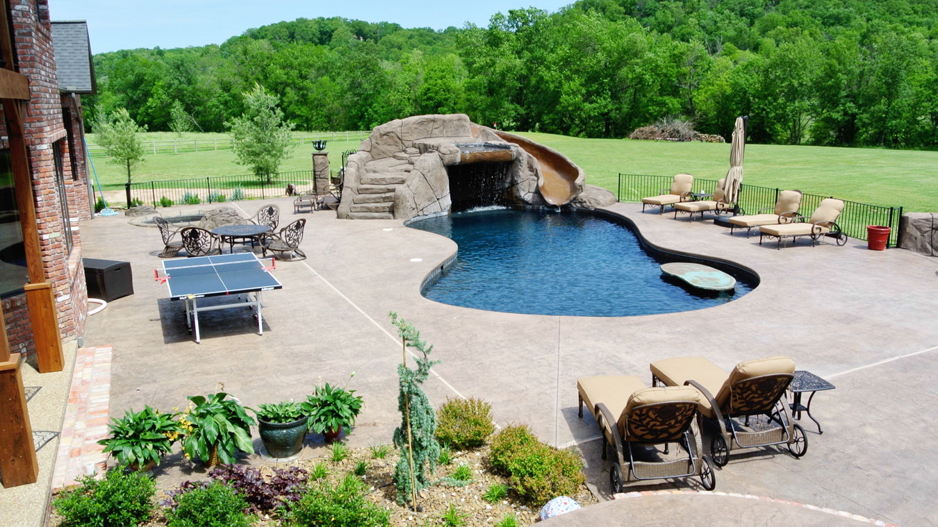 Swimming Pool Contractor Swimming Pools Photos