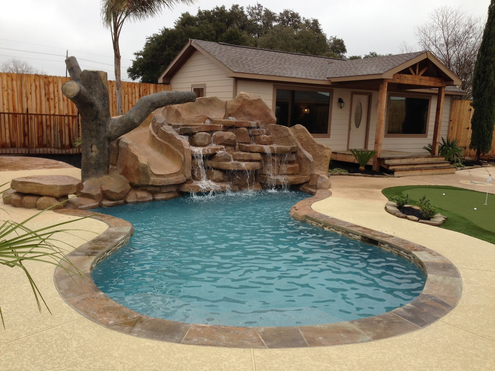 Pool Designs Houston