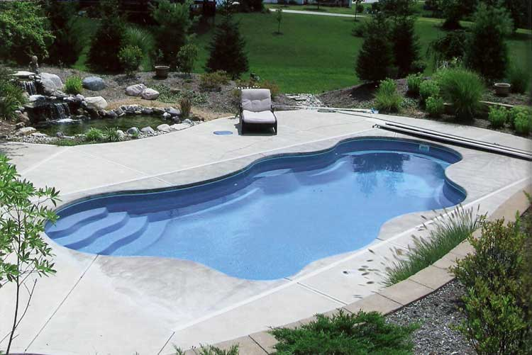 pools in ground