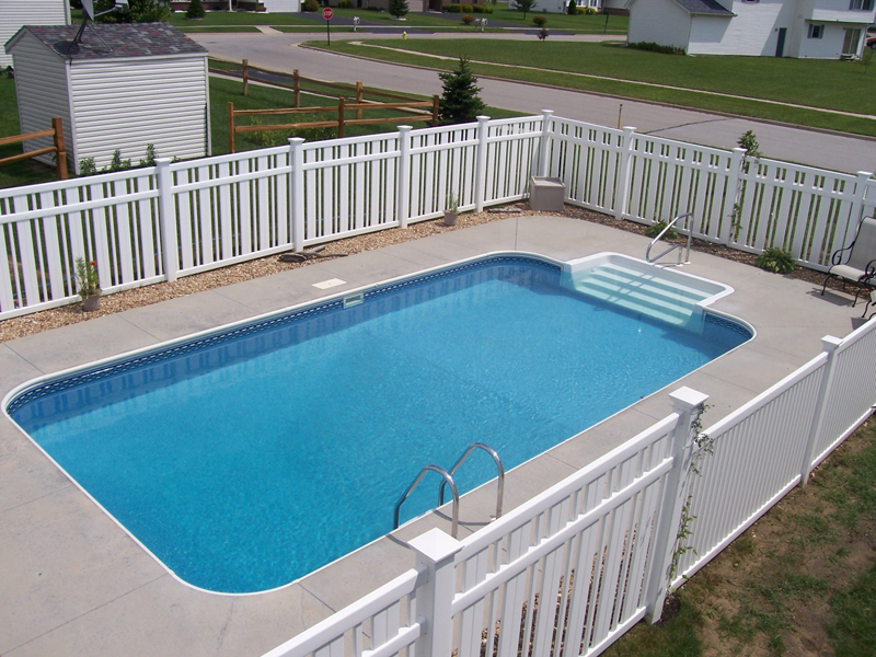Rectangle Swimming Pools Photos
