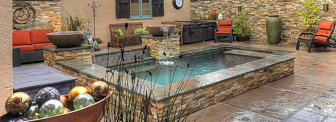 Small Inground Pool Cost Swimming Pools Photos