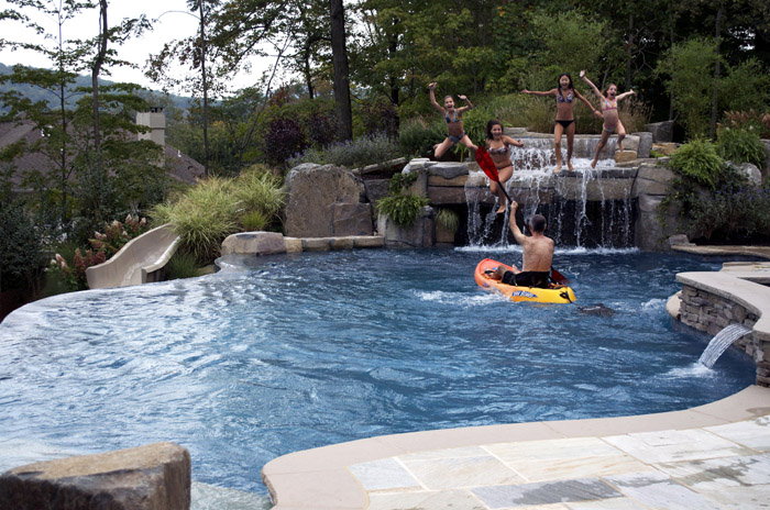 swimming pool installation cost