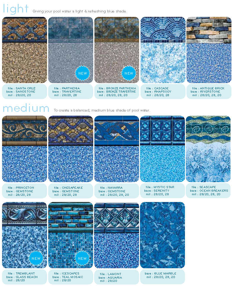 Swimming Pool Liners Swimming Pools Photos