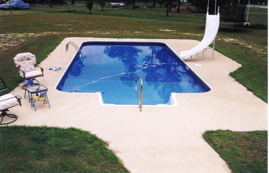 15 X 20 Inground Pool Prices Installed Swimming Pools Photos