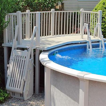 Above ground swimming pools cheap swimming pools photos - How to make a cheap swimming pool ...
