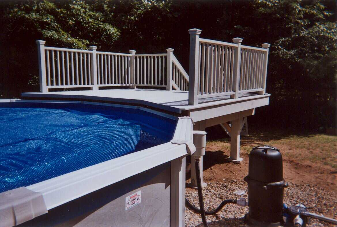 Above Ground Pools Ct Swimming Pools Photos