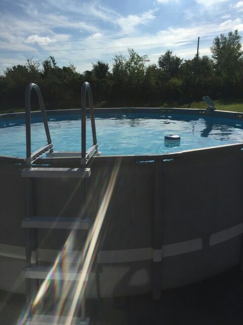 above ground pools okc