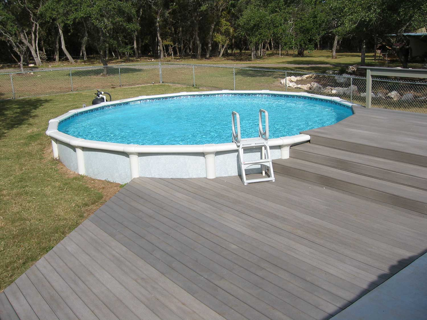 above ground pools san antonio