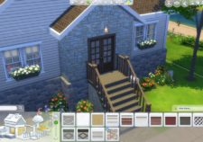 above ground pools sims 4