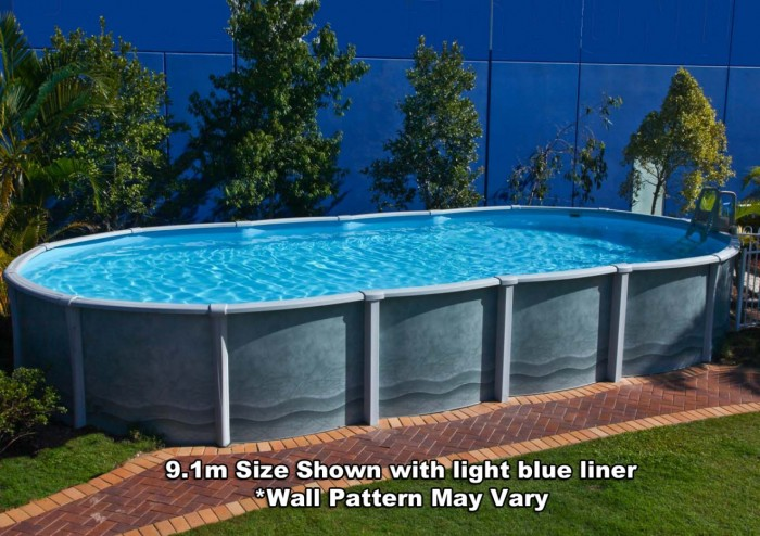 above ground swimming pool installation cost