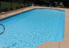above ground swimming pools fiberglass