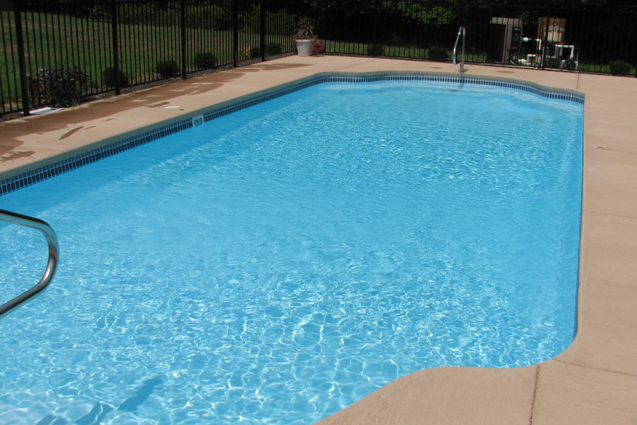 above ground swimming pools fiberglass - Above Ground Fiberglass Swimming Pools
