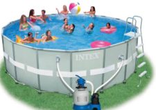 above ground swimming pools kmart