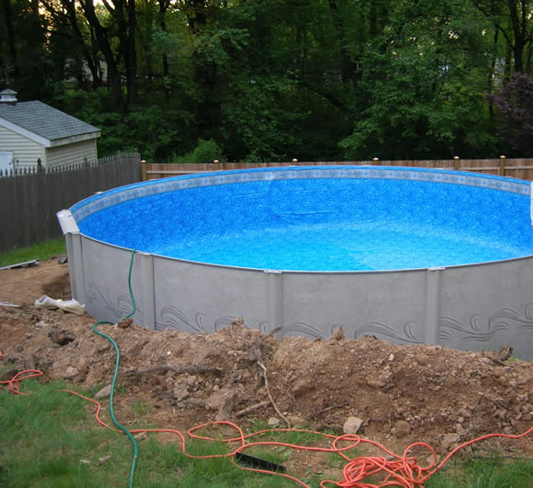 above ground swimming pools parts