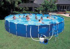 above ground swimming pools walmart