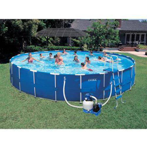 above ground swimming pools walmart