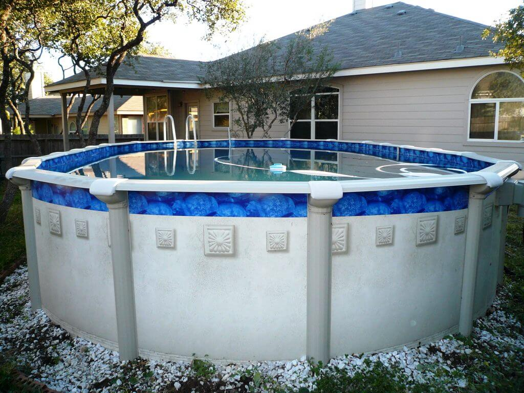 Backyard Pools Walmart Swimming Pools Photos