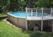 above the ground pools houston