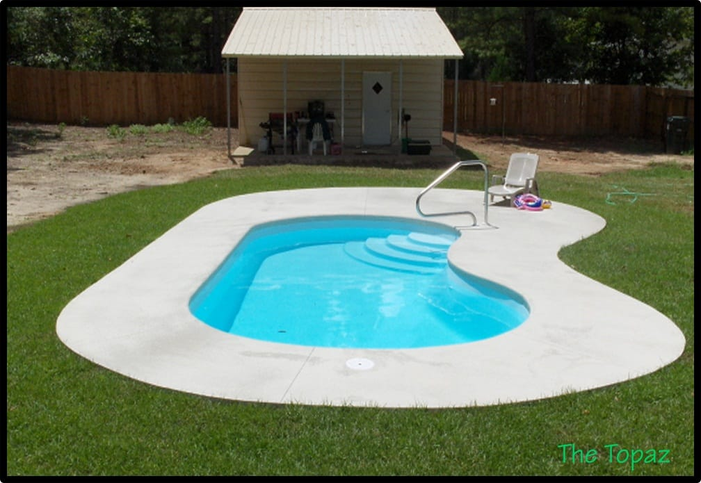 affordable inground pools
