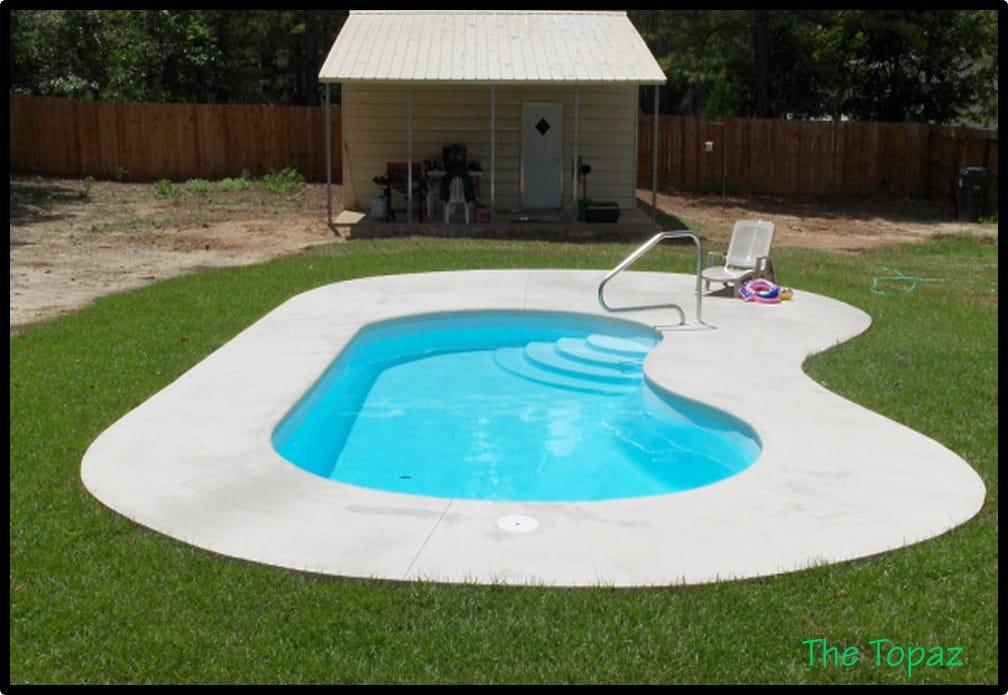affordable inground pools