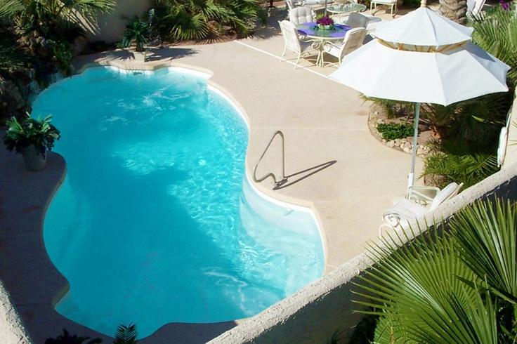 aloha fiberglass pools