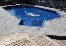 average cost of inground pool installation