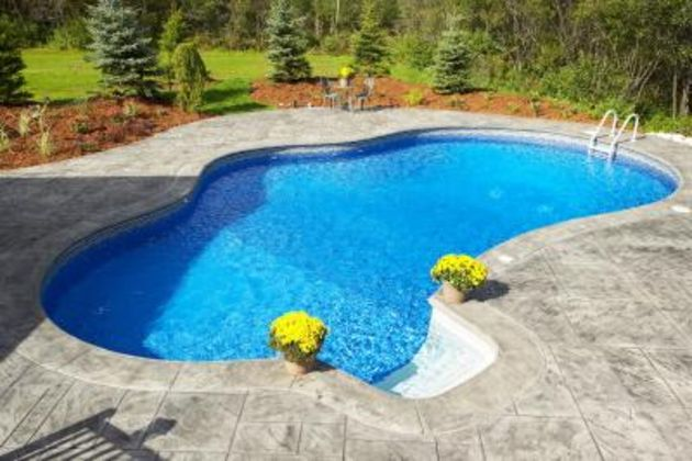 average inground pool cost