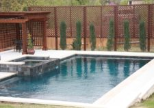 backyard pools cypress