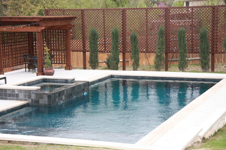 backyard pools cypress
